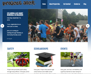 new project alex site