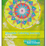 Mandala Coloring Journey - social media graphic book cover