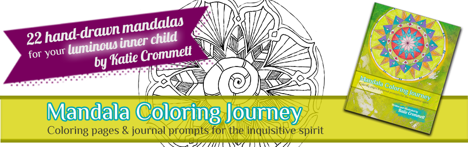 Mandala Coloring Journey book masthead