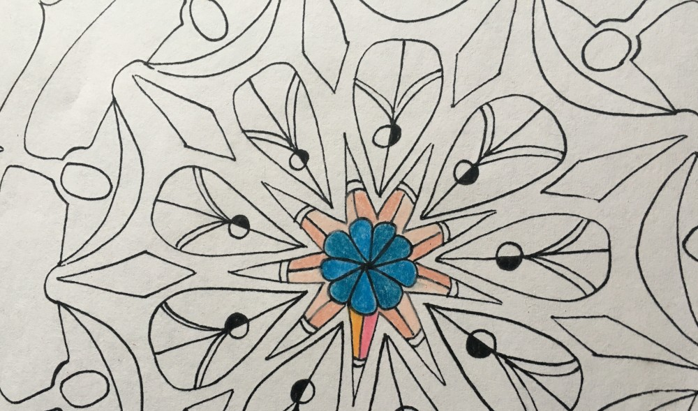 mandala freebie preview