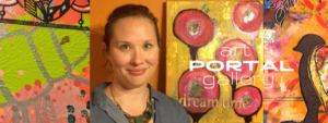 Art opening with Katie Crommett @ Portal Crystal Gallery | Cambridge | Massachusetts | United States